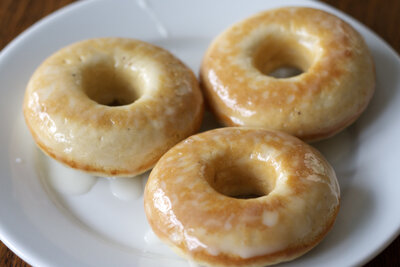 How To Make Doughnuts Using Cake Flour