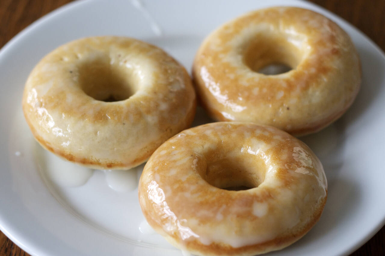Baked Donuts Recipes — Dishmaps