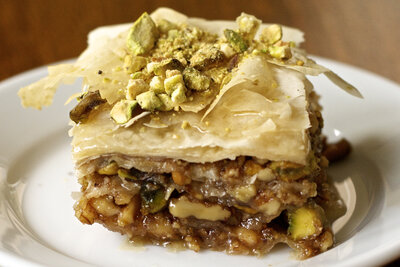 Better Baklava