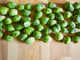 Better Brussels Sprouts