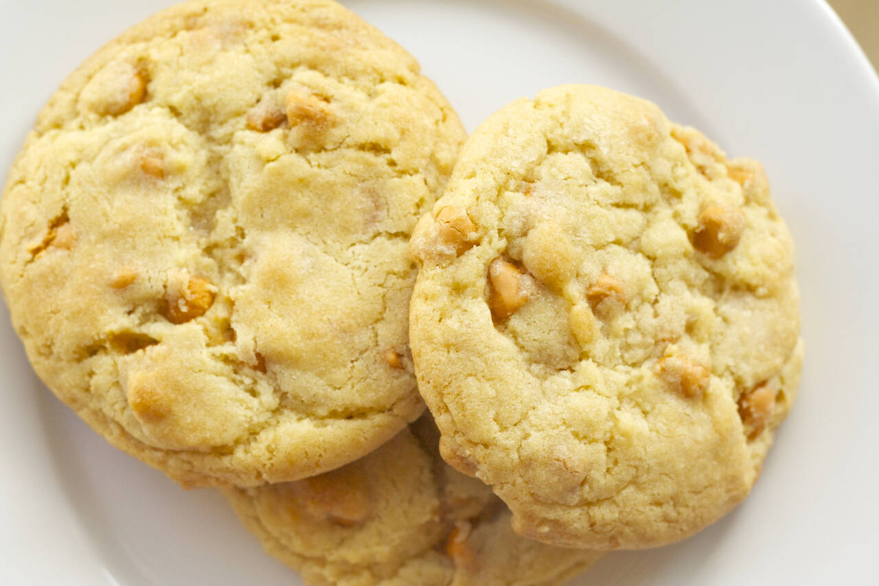Butterscotch Blondie Oatmeal Cookies Recipes — Dishmaps