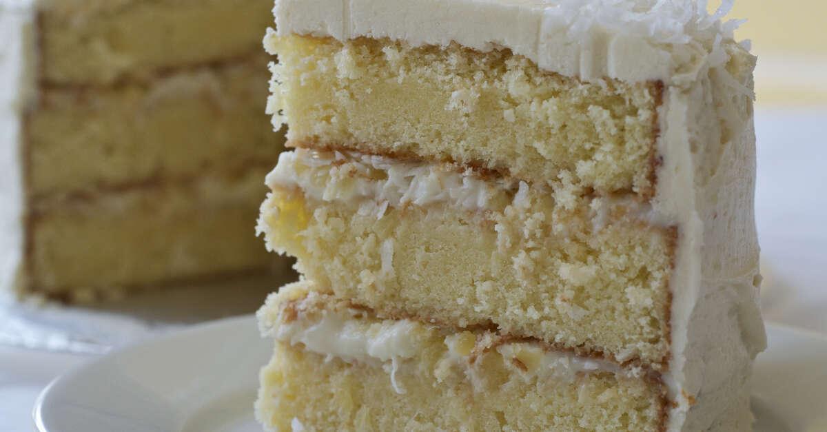 Cake Recipes In Pdf: Coconut Pineapple Cake Recipe From Scratch