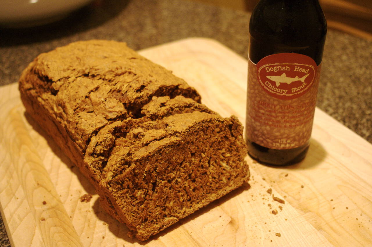 Dogfish Head Chicory Stout Bread