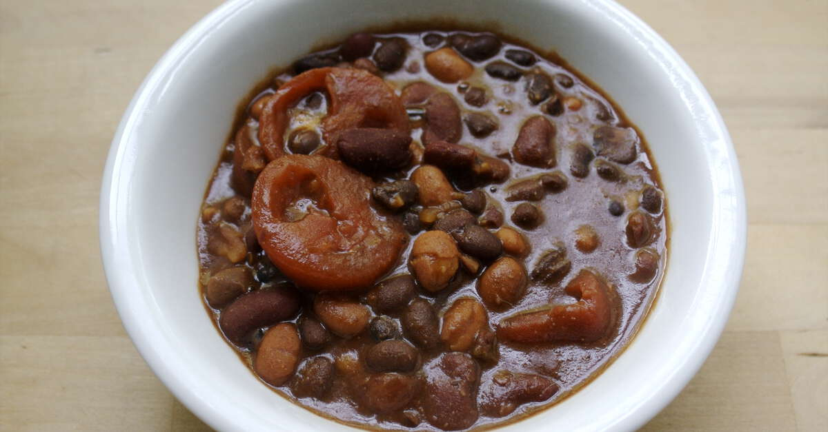Recipe for Easy Three Bean Chili - MakeBetterFood.com