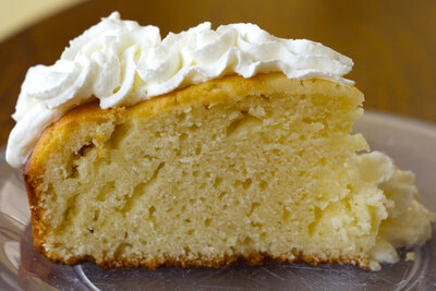 French Yogurt Cake Recipe - MakeBetterFood.com