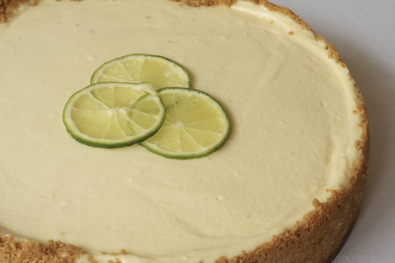 Key Lime Cheesecake Recipe - MakeBetterFood.com