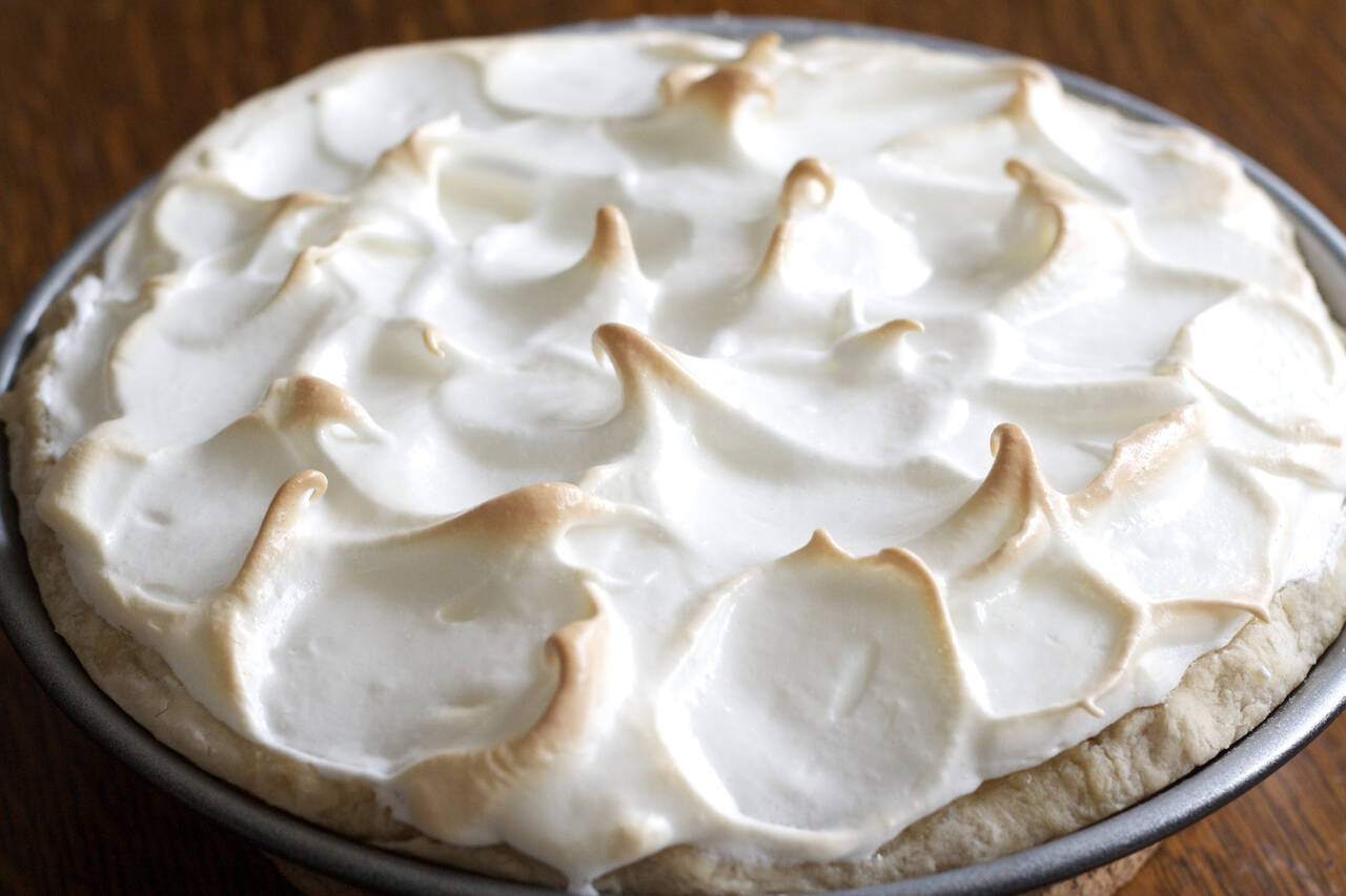Lemon Meringue Pie Recipe - MakeBetterFood.com