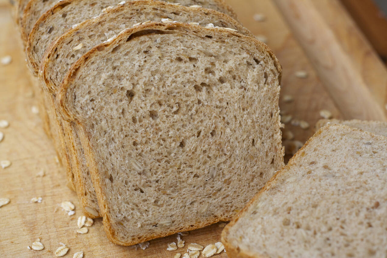 Multigrain Bread Recipe — Dishmaps