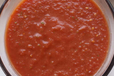 Neighborhood Pizzeria Pizza Sauce