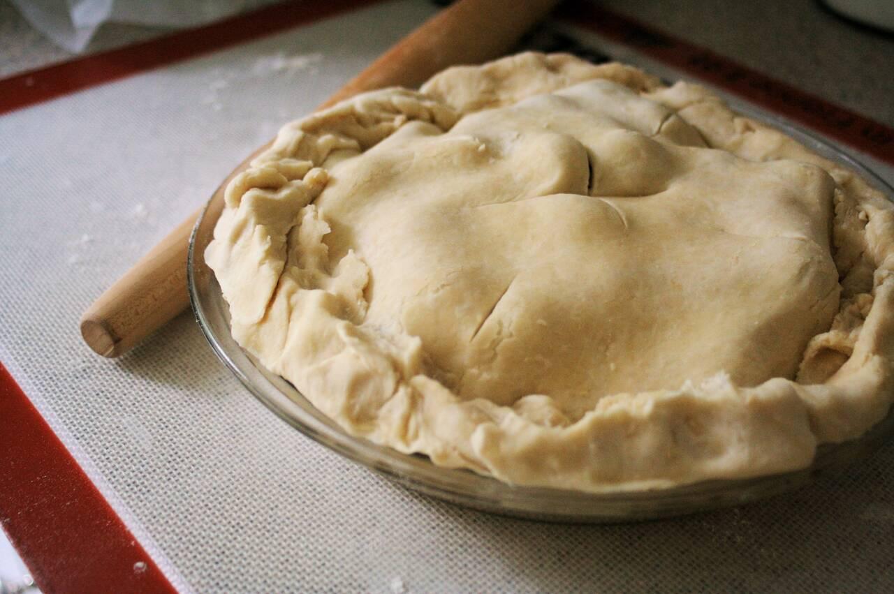 Better Pie Crust Recipe - MakeBetterFood.com