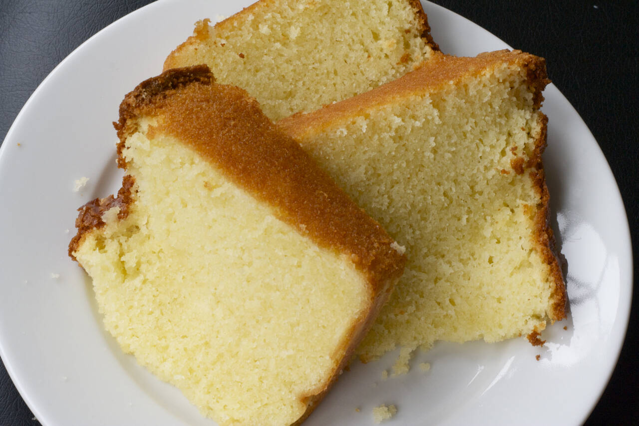 Pound Cake Recipe - MakeBetterFood.com