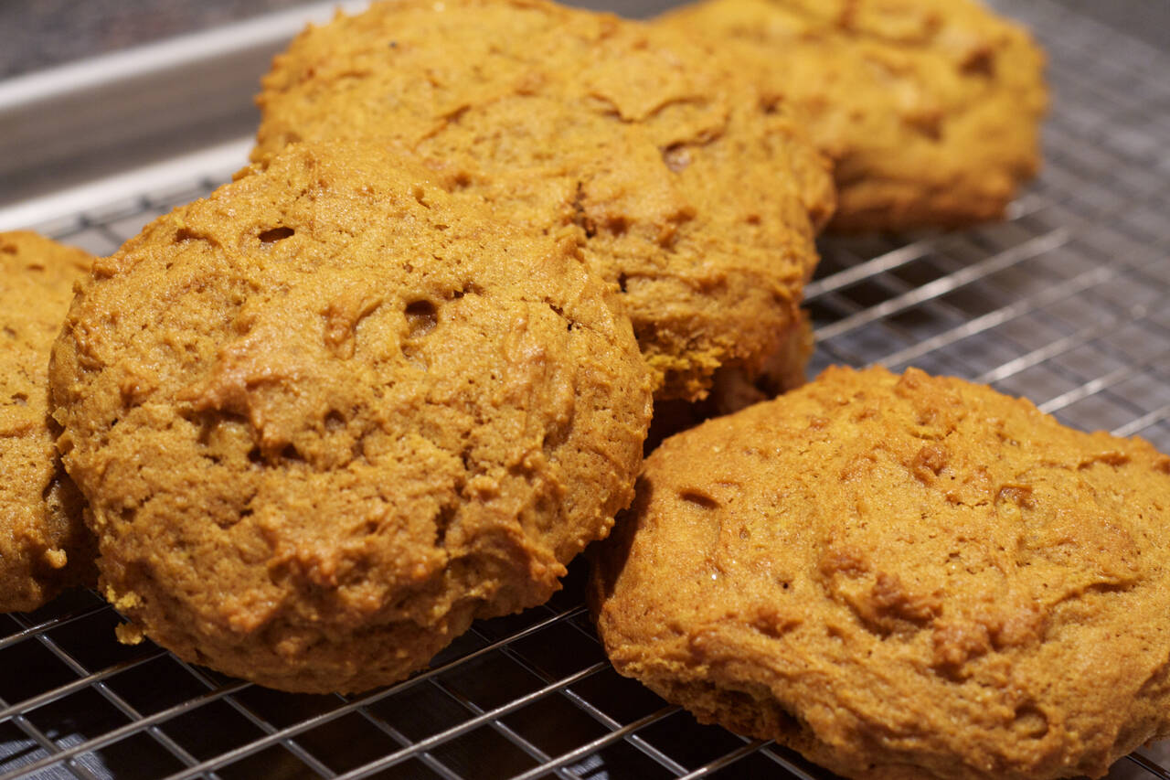 ... recipes cookies pumpkin spice cookies these soft moist pumpkin spice
