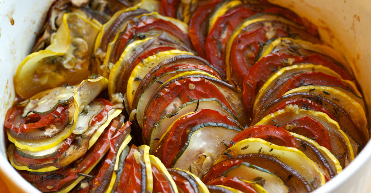 Ratatouille a la remy recipe for Comida de francia
