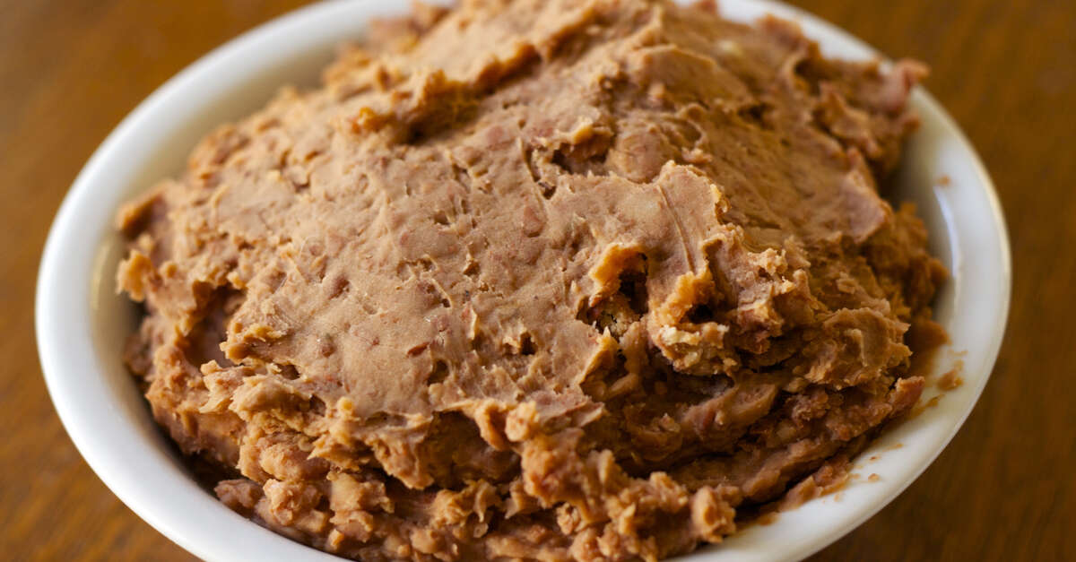 how to cook refried beans