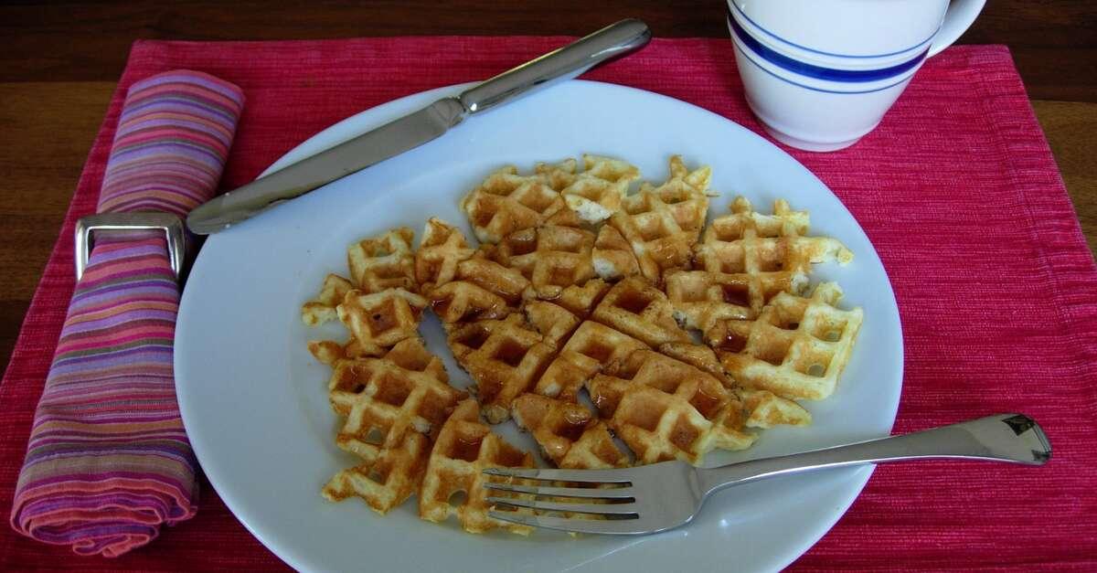 how to make waffles yahoo